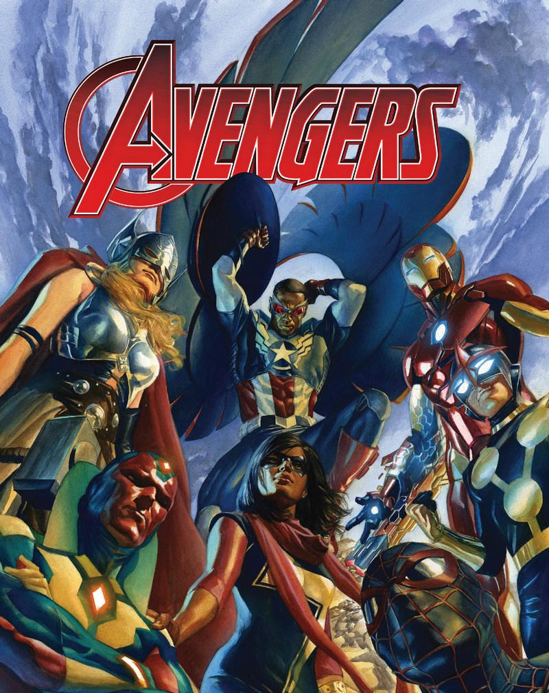 avengers waid 1