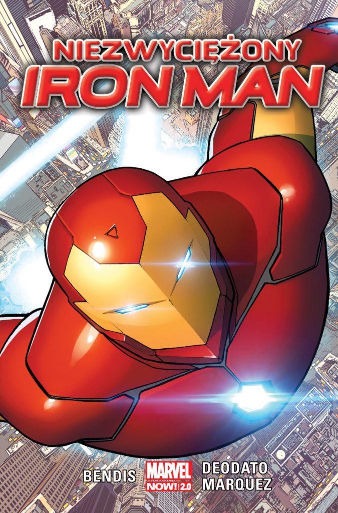 niezwyciezony iron man 1