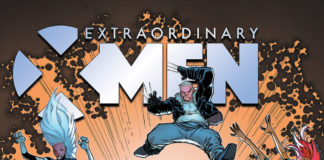 extraordinary x-men wojna apocalypse'a