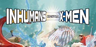 Inhumans kontra X-Men