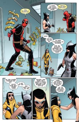 Gabby i Deadpool