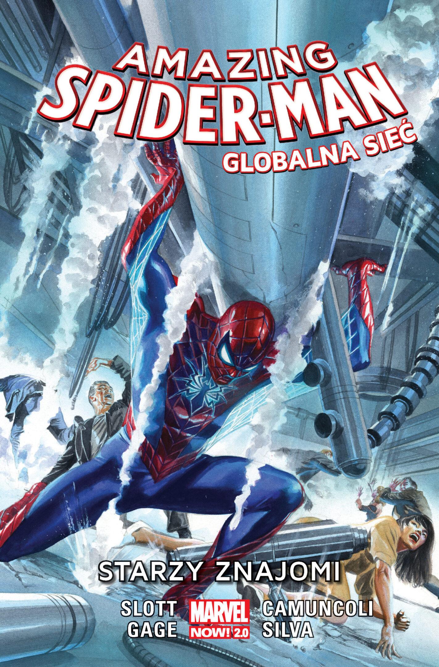 Amazing Spider-Man Tom 4: Starzy znajomi
