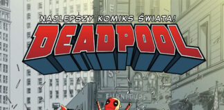 1. Deadpool Tom 1: Nuworysz z Nawijką 2. Deadpool Tom 2: Koniec błędu 3. Deadpool Tom 3: Deadpool kontra Sabretooth 4. Deadpool Tom 4: Śmieciowa Opowieść 5. Deadpool Tom 5: II Wojna Domowa 6. Deadpool Tom 6: Deadpool w Czasach Zarazy 7. Deadpool Tom 7: Deadpool Leci Szekspirem 8. Deadpool Tom 8: Póki śmierć nas... 9. Deadpool Tom 9: Deadpool w kosmosie 10. Deadpool Tom 10: Tajne Imperium