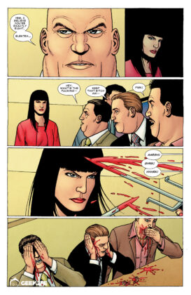 Kingpin Elektra