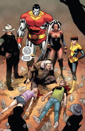 X-Men z Jean