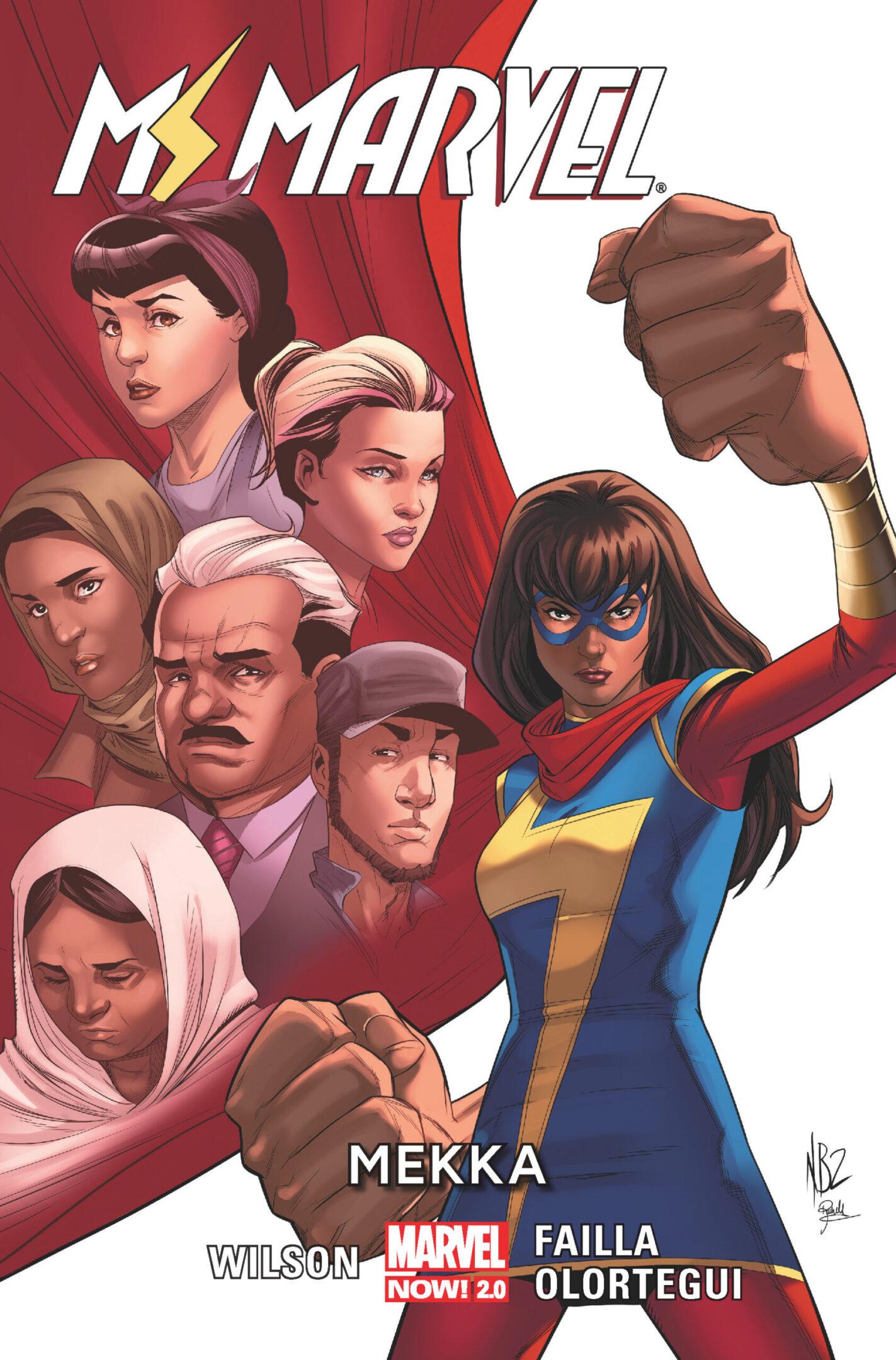 Ms. Marvel Tom 8: Mekka