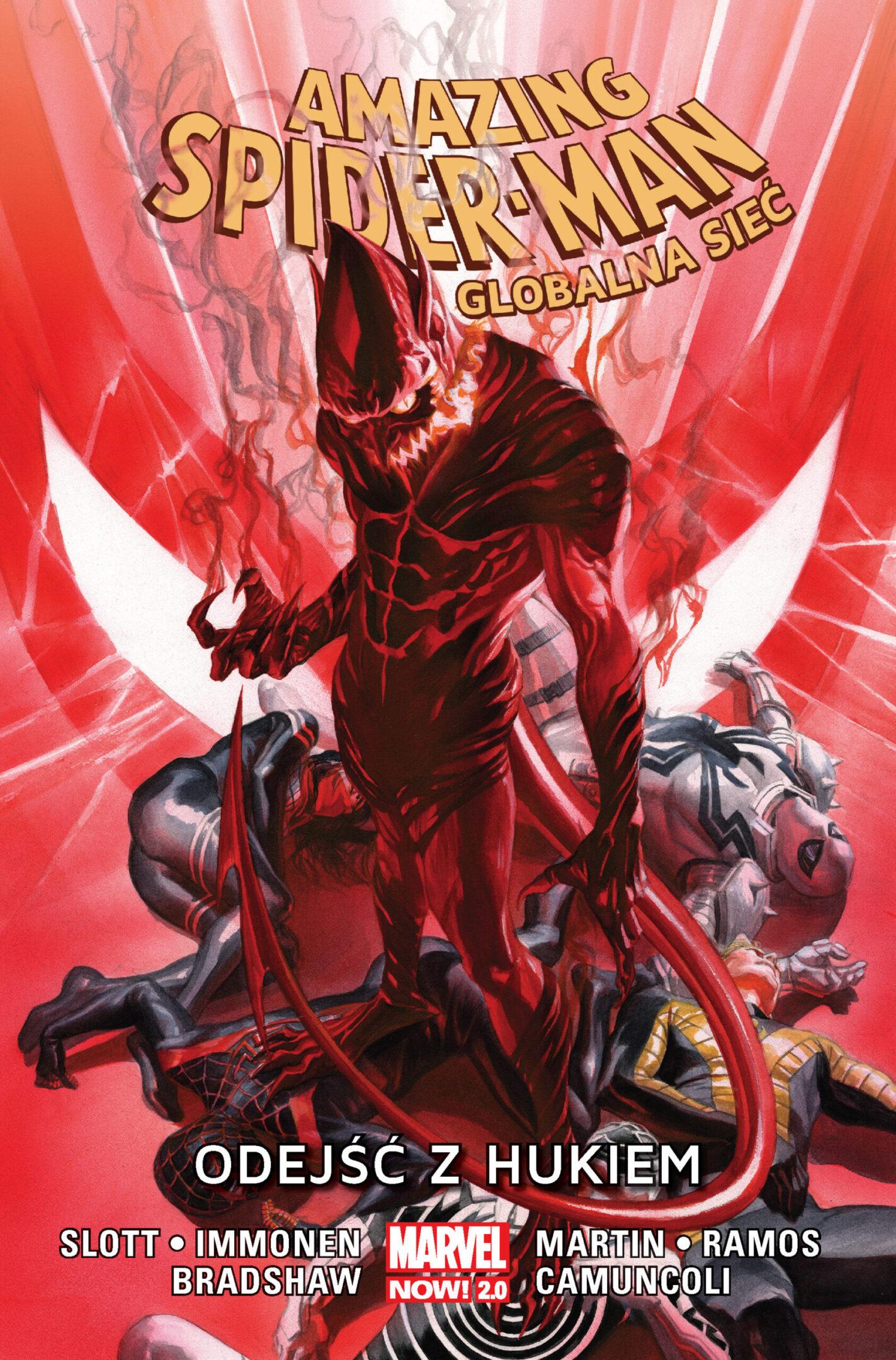 Amazing Spider-Man Tom 10: Odejść z hukiem