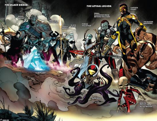 Czarny Zakon i Zabójczy Legion