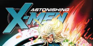 Astonishing X-Men vol.3 facebook