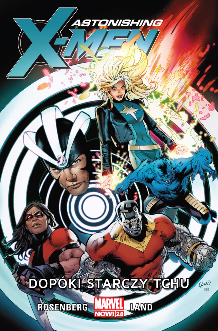 Astonishing X-Men vol.3 facebook