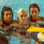 Carol, Wendy, Gina