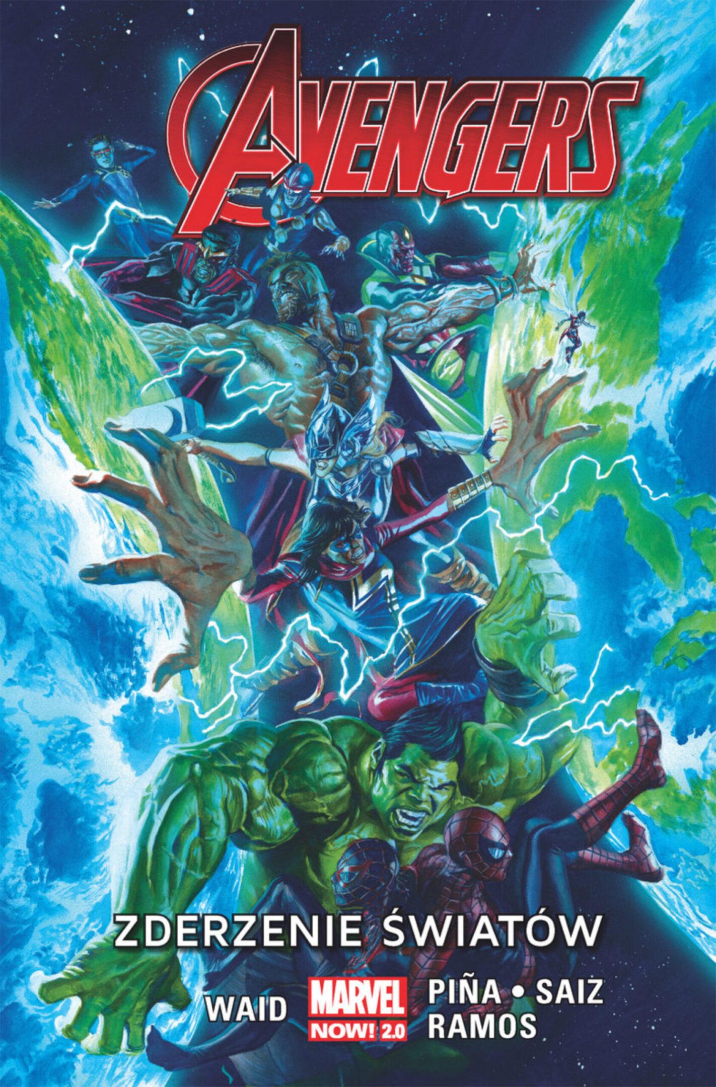 Avengers Tom 6: Zderzenie Światów