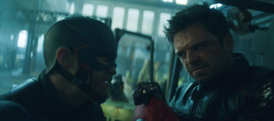 Bucky i Walker