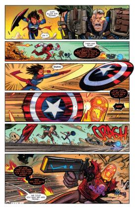 Avengers Przyszłości Thanos vol3