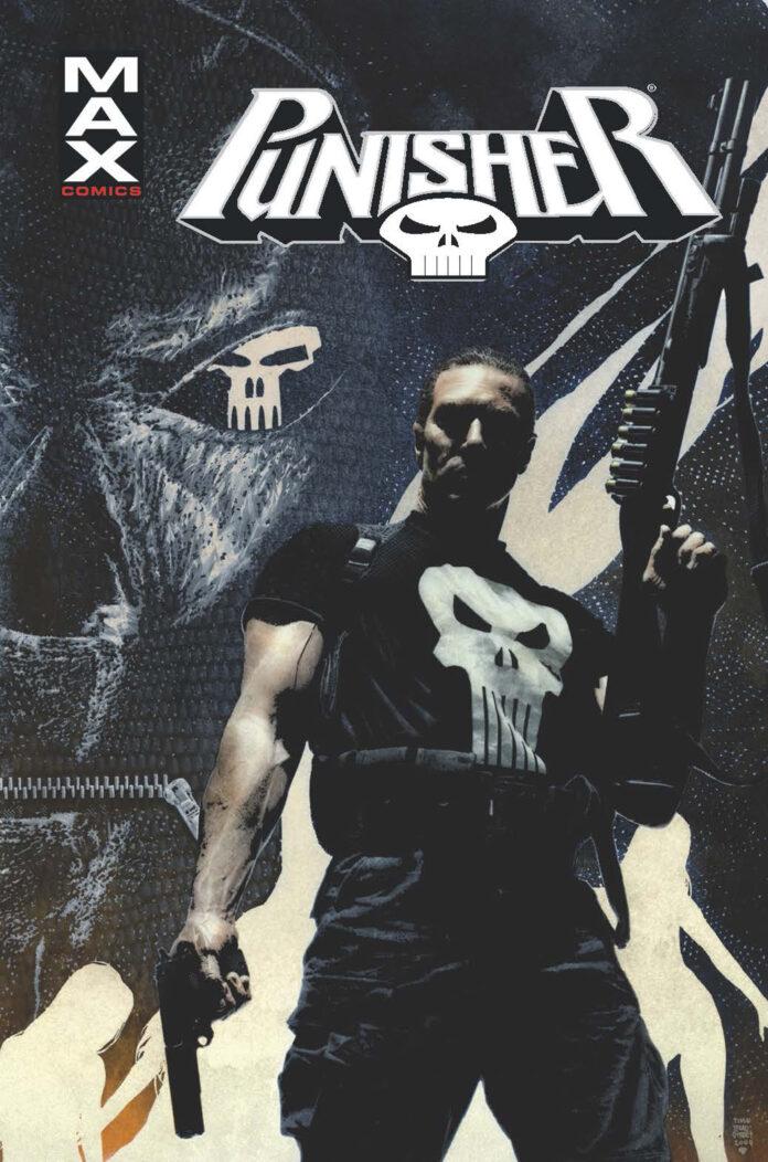 Punisher Max Tom 10