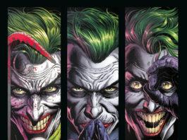 Trzech Jokerów