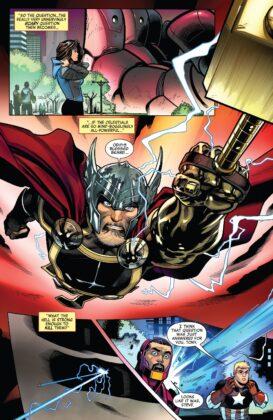 Thor niegodny