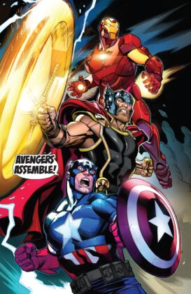 Avengers Assemble Final Host
