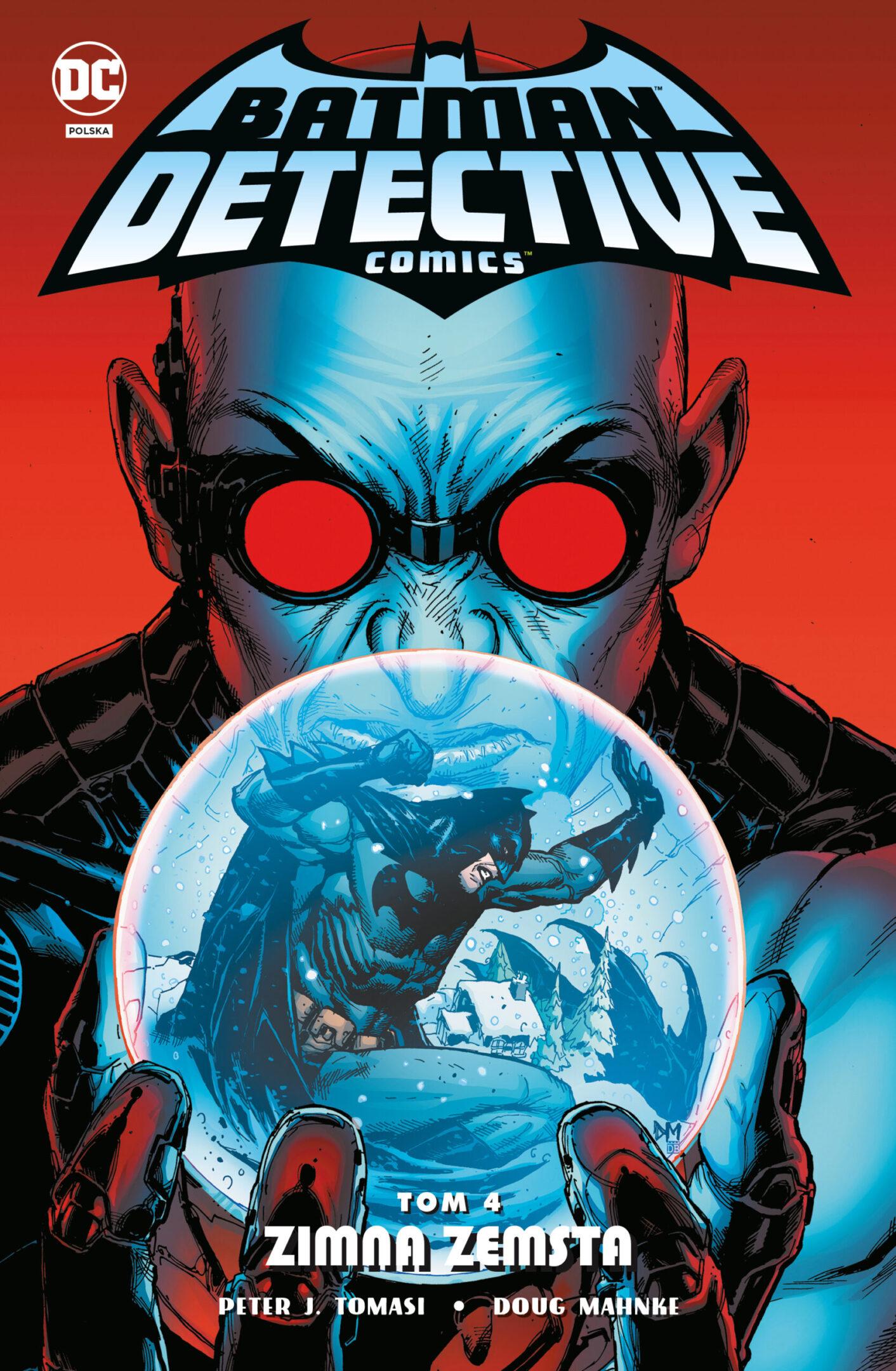 Batman. Detective Comics Tom 4: Zimna Zemsta