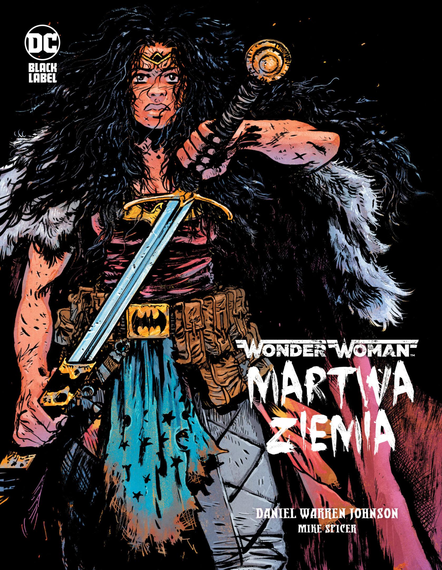 Wonder Woman. Martwa Ziemia