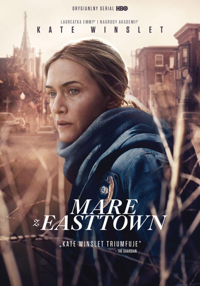 Mare z Easttown DVD