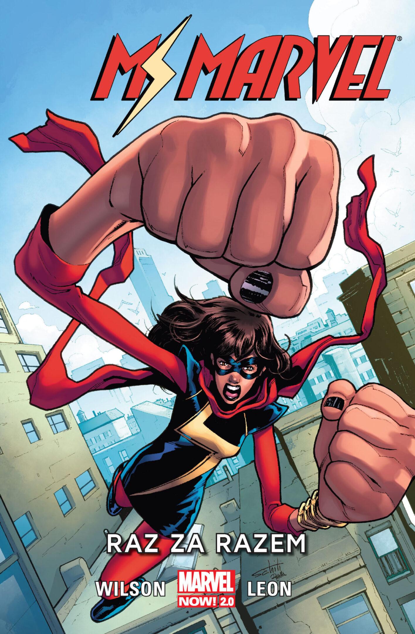 Ms. Marvel Tom 10: Raz za razem