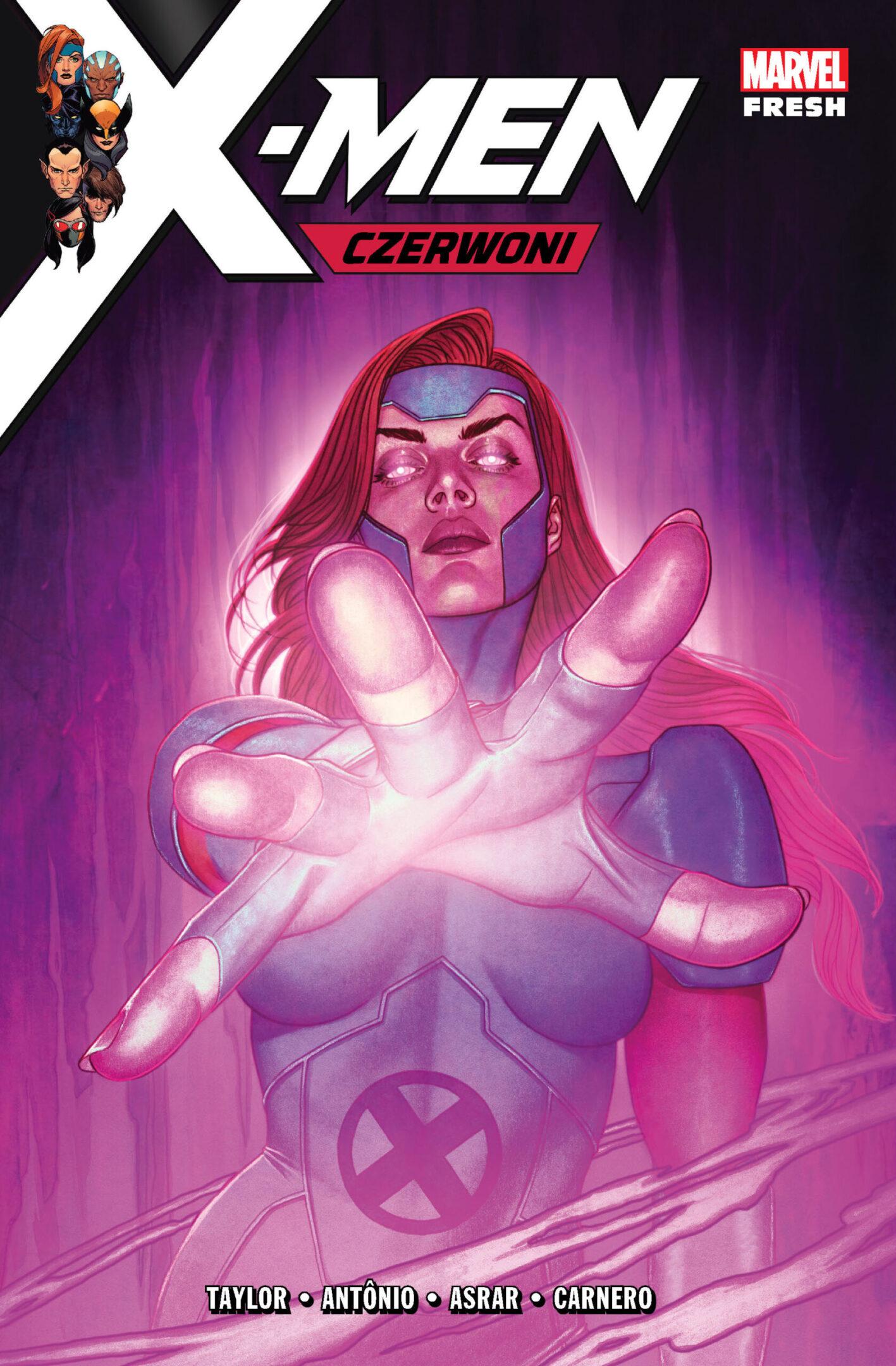 X-Men Czerwoni
