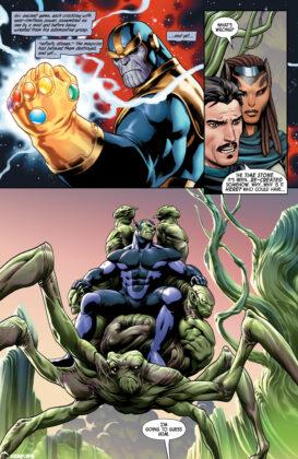 Strange i Super Skrull
