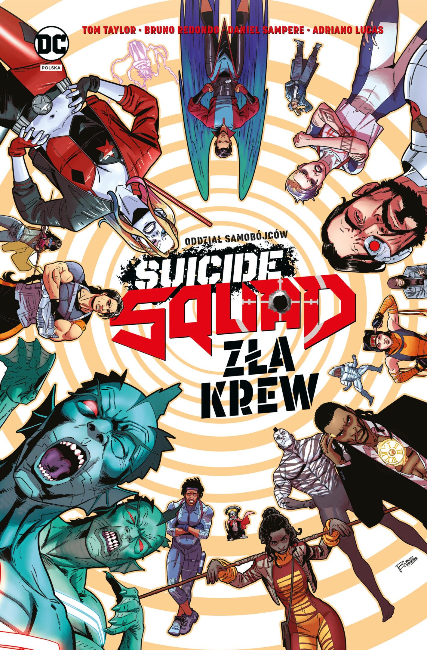 Suicide Squad: Zła krew